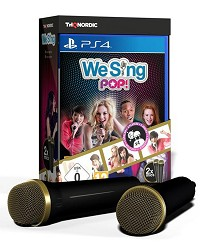 We Sing Pop inkl. 2 Mics (OEM) Neuware (PS4)