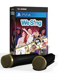 We Sing inkl. 2 Mics (OEM) Neuware - Cover beschädigt (PS4)