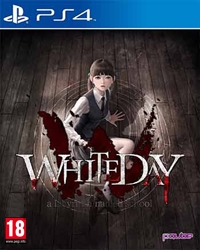 White Day: A Labyrinth Named School [uncut Edition] - Cover beschädigt (PS4)