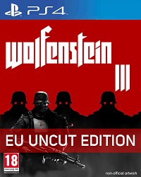 Wolfenstein III [EU uncut Edition] (PS4)