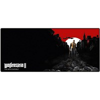Wolfenstein II Trail of the Dead Oversize Mousepad (Merchandise)