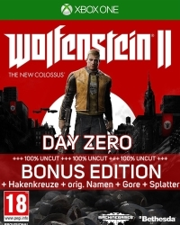 Wolfenstein II: The New Colossus Special Edition  [EU uncut + Symbolik] (Xbox One)