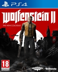 Wolfenstein II: The New Colossus [AT Edition] - Cover beschädigt (PS4)