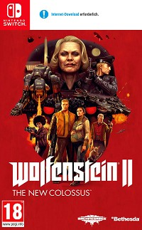 Wolfenstein II: The New Colossus [AT PEGI] (Nintendo Switch)