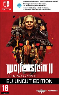 Wolfenstein II: The New Colossus für Nintendo Switch