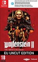 Wolfenstein II: The New Colossus [EU uncut Edition] (Nintendo Switch)