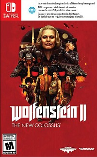 Wolfenstein II: The New Colossus [US uncut Edition] (Nintendo Switch)