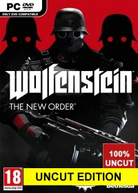 Wolfenstein: The New Order [Symbolik EU uncut Edition] (PC)