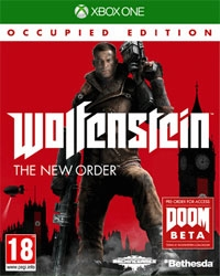 Wolfenstein: The New Order [Limited Occupied EU uncut Edition] - Cover beschädigt (Xbox One)