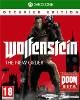 Wolfenstein: The New Order [Limited Occupied Symbolik uncut Edition] (Xbox One)