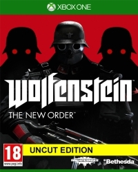 Wolfenstein: The New Order [Symbolik EU uncut Edition] - Cover beschädigt (Xbox One)