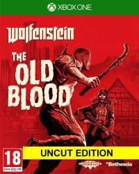 Wolfenstein: The Old Blood [indizierte EU uncut Edition] - Cover beschädigt (Xbox One)