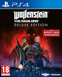 Wolfenstein: Youngblood [AT Deluxe Edition] (PS4)