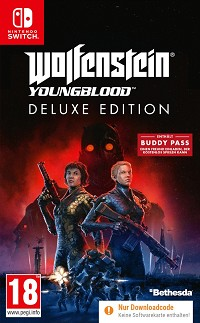 Wolfenstein: Youngblood [AT Legacy Deluxe Edition] (Nintendo Switch)