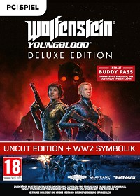 Wolfenstein: Youngblood [EU Deluxe uncut Edition] (PC)
