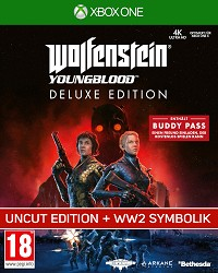 Wolfenstein: Youngblood [EU Deluxe uncut Edition] (Xbox One)