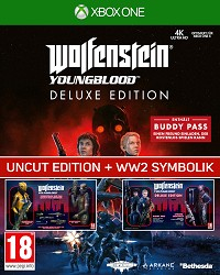 Wolfenstein: Youngblood [EU Legacy Deluxe uncut Edition] (Xbox One)
