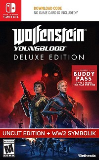 Wolfenstein: Youngblood [US Deluxe uncut Edition] (Nintendo Switch)