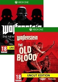Wolfenstein: die komplette Operation - The New Order [uncut] + Old Blood [uncut] + Nazi Zombie Mode (Xbox One)