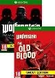 Wolfenstein Complete Bundle: The New Order + Old Blood
