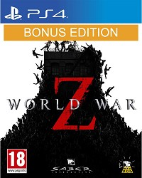 World War Z [Bonus uncut Edition] (PS4)