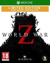 World War Z [Limited uncut Edition] (Xbox One)