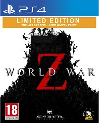 World War Z [Limited uncut Edition] (PS4)