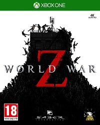 World War Z [uncut Edition] - Cover beschädigt (Xbox One)