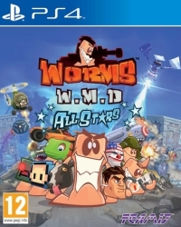 Worms Weapons of Mass Destruction (W.M.D) Allstars Bonus Edition (exklusiv) (PS4)