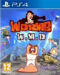 Worms Weapons of Mass Destruction