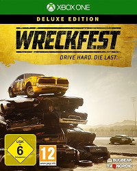Wreckfest [Deluxe Edition] (Xbox One)