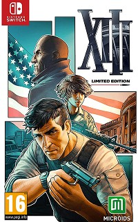 XIII [Limited uncut Edition] (Nintendo Switch)