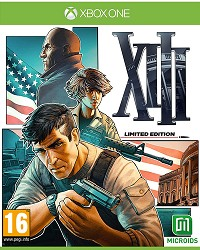 XIII [Limited uncut Edition] (Xbox One)