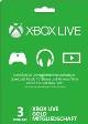 Xbox Live Gold (3 Monate) (PC Download)