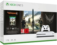 Xbox One S 1TB Konsole The Division 2 Bundle (Xbox One)