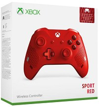 Xbox One Wireless Controller Sports Red Special Edition (Xbox One)