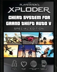 Xploder PS4 GTA V Edition (Software) (PC Download)