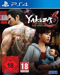 Yakuza 6: The Song of Life [uncut Edition] (PS4)