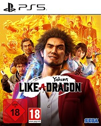 Yakuza 7: Like a Dragon (PS5™)