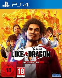 Yakuza 7: Like a Dragon [Limited Day Ichi Steelbook uncut Edition] (PS4)