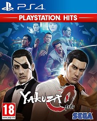 Yakuza Zero [uncut Edition] Playstation Hits (PS4)
