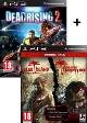 Zombie Pack - Dead Island GOTY + Dead Island Riptide + Dead Rising 2 [uncut Edition] (PS3)