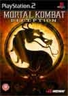 PS2 Mortal Kombat Deception uncut