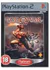 God of War [platinum uncut Edition] (PS2)