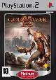 God of War 2 [platinum uncut Edition] (PS2)