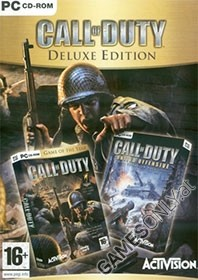 Call of Duty Deluxe Edition [Best Of uncut Edition] (PC)
