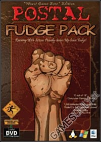 Postal Fudge Pack *rare* [US uncut Edition] (Erstauflage) (PC)