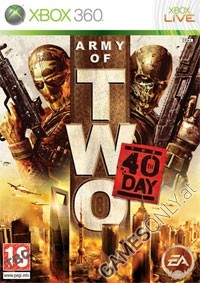 Army of Two: The 40th Day [classic uncut Edition] (Xbox360)