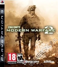 Call of Duty Modern Warfare 2 [uncut Edition] (PS3)