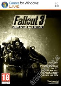 Fallout 3 Game Of The Year [uncut Edition] (PC)